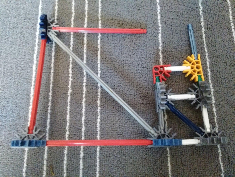 Step 1 - Frame