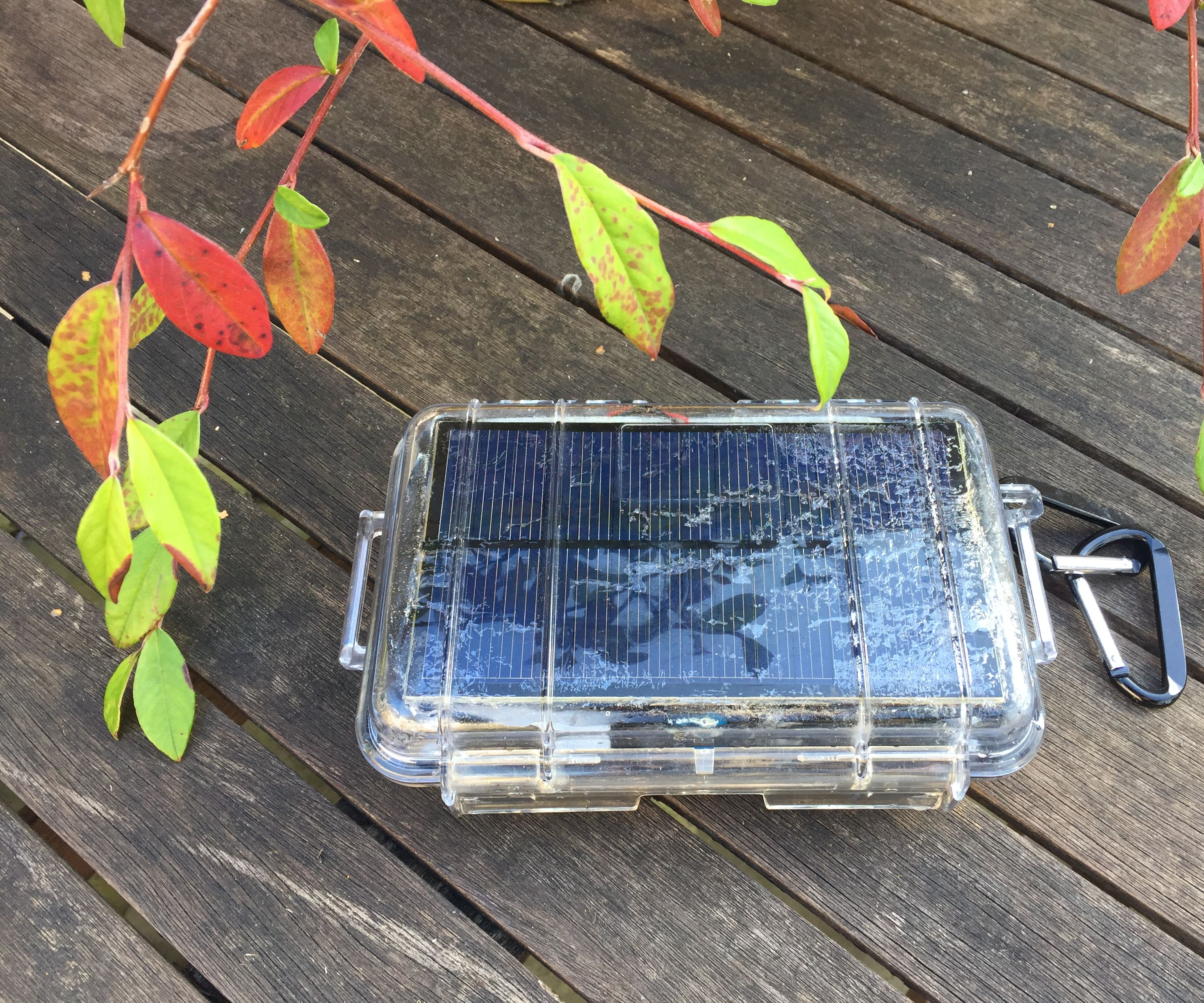Arduino Solar Charger and Camp Light