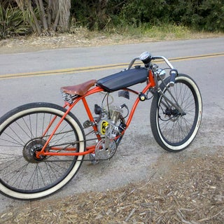 OFFICINE   RECYCLE - How to Build a Two Wheel Cargo-bike