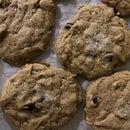 Sea Salt Vegan Chocolate Chip Cookies