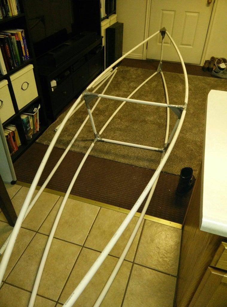 Building the Basic Frame