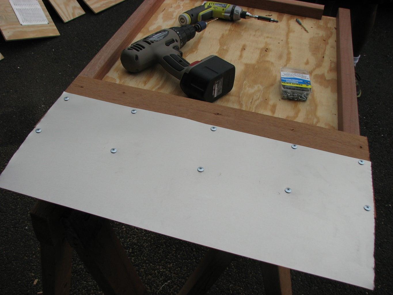 Make the Rear Panel