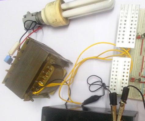 How to Build 100 Watt 12v DC to 220v AC Inverter Circuit Using EasyEDA