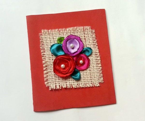 DIY Floral Cards