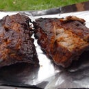 Mouth Watering Fall Off The Bone BBQ Ribs