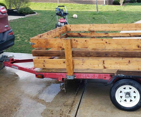 Ultimate Harbor Freight Folding Trailer Modifications