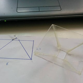 How to Make 3D Hologram Projector - No Glasses