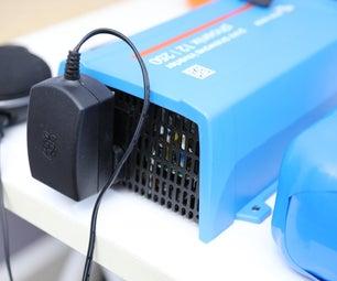12V锂离子-18650 55Ah便携式电池