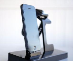 将耳机插孔添加到IPhone基座