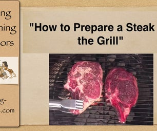 How to Prepare a Steak for the Grill | Easy Grilling Tips