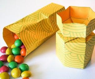 Twist Top Gift Box