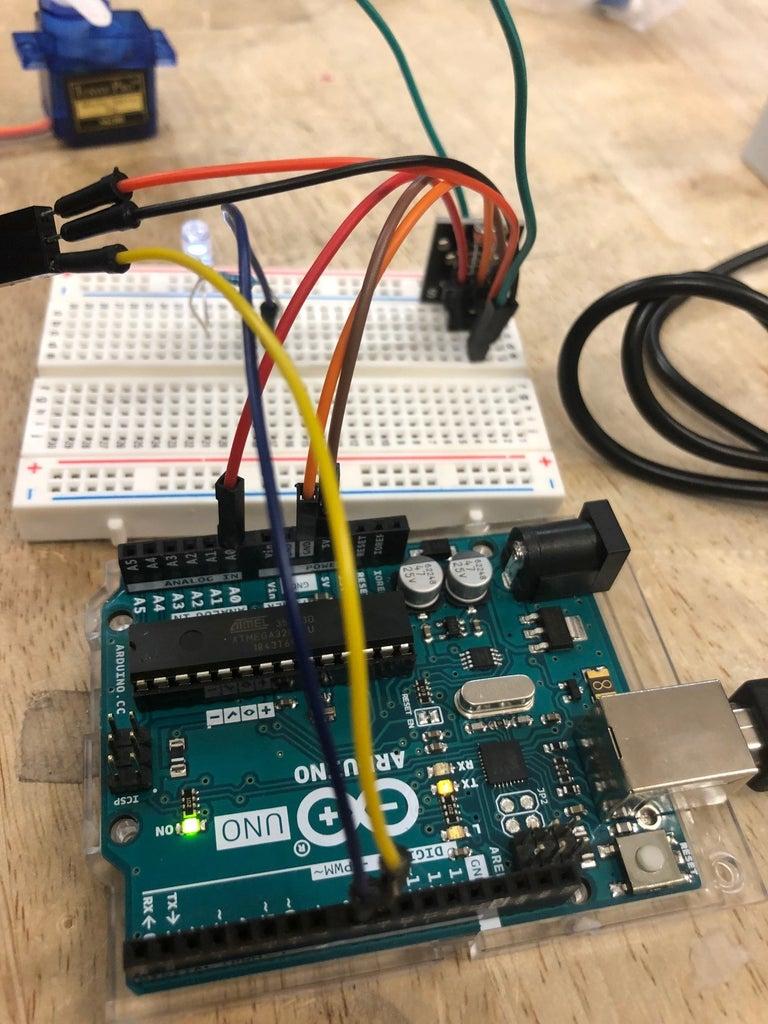 Make the Circuit & Write Arduino Code