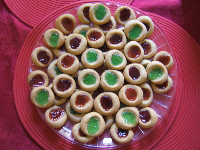Miniature Danish Cookies