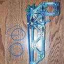 K'nex multi-shot rubberband guns