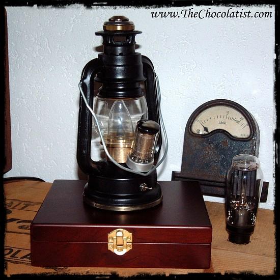 The 300 Volt Steampunk Plasma Lantern