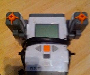 Lego Mindstorms Calculator