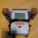 Lego Mindstorms Calculator