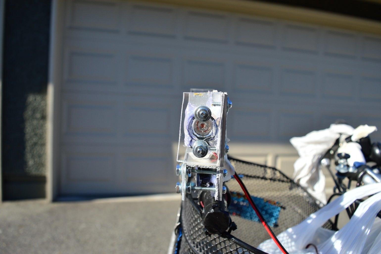 Install the Bike Light