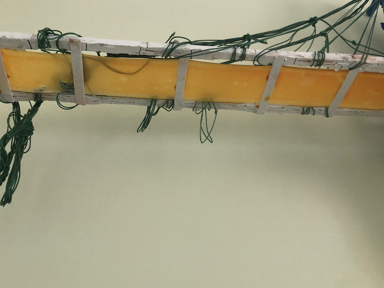 Adding the String