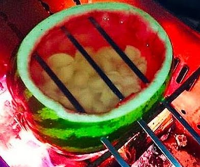 Mega CRAZY Experiment with a watermelon