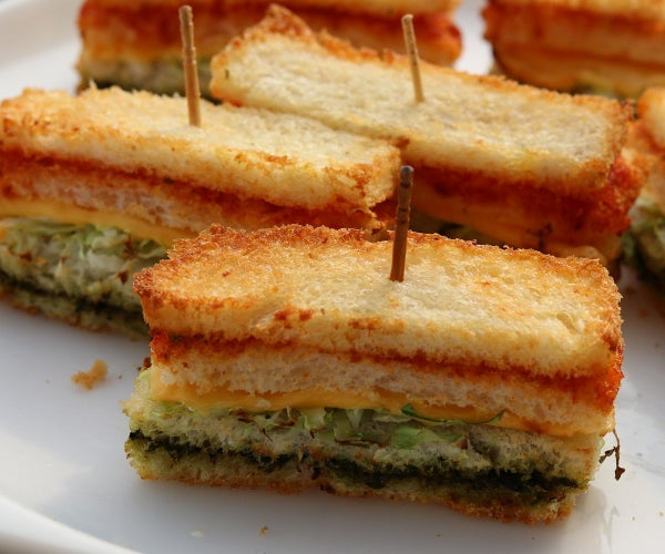 Crispy Sandwich Sticks