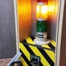 DIY Classroom Stoplight (Noise Management Tool)