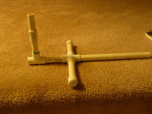 Basic PVC Marshmallow Gun