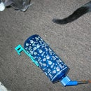 Train Your Cat to Drink from a Water Bottle