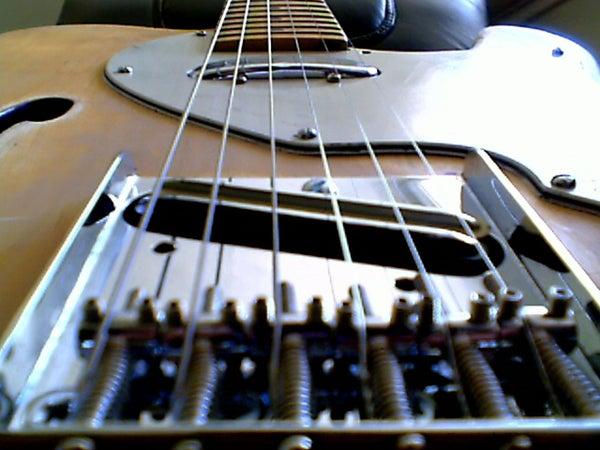 Guitar Refurbishment