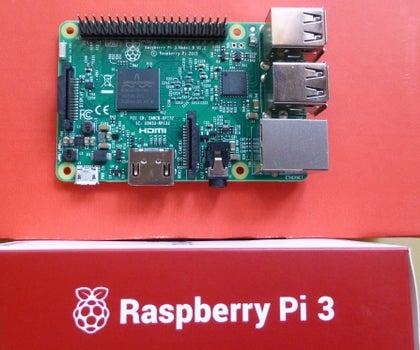 Raspberry Pi 3 Model B : a Beginners' Guide