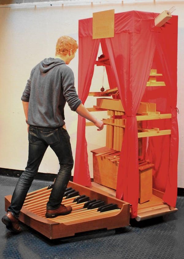 The Musical Organon