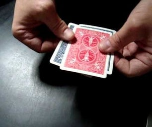 Three Card Monte With a Twist