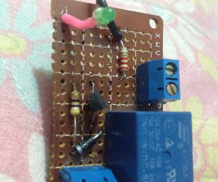 Arduino Relay Circuit