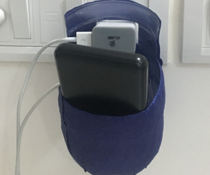 Hanging Phone Charger