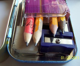 Portable Art Box