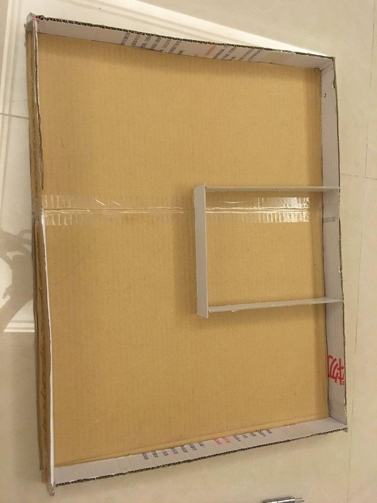 Cut the Cardboard / Hard Cardboard