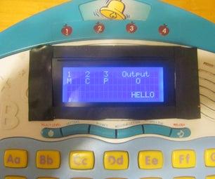 Kid's Game to Arduino Enigma Machine