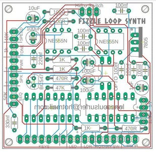 The Circuit & Board