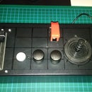 $50 Analog Joystick (HOTAS) With Haptic Feedback for Flight Sim