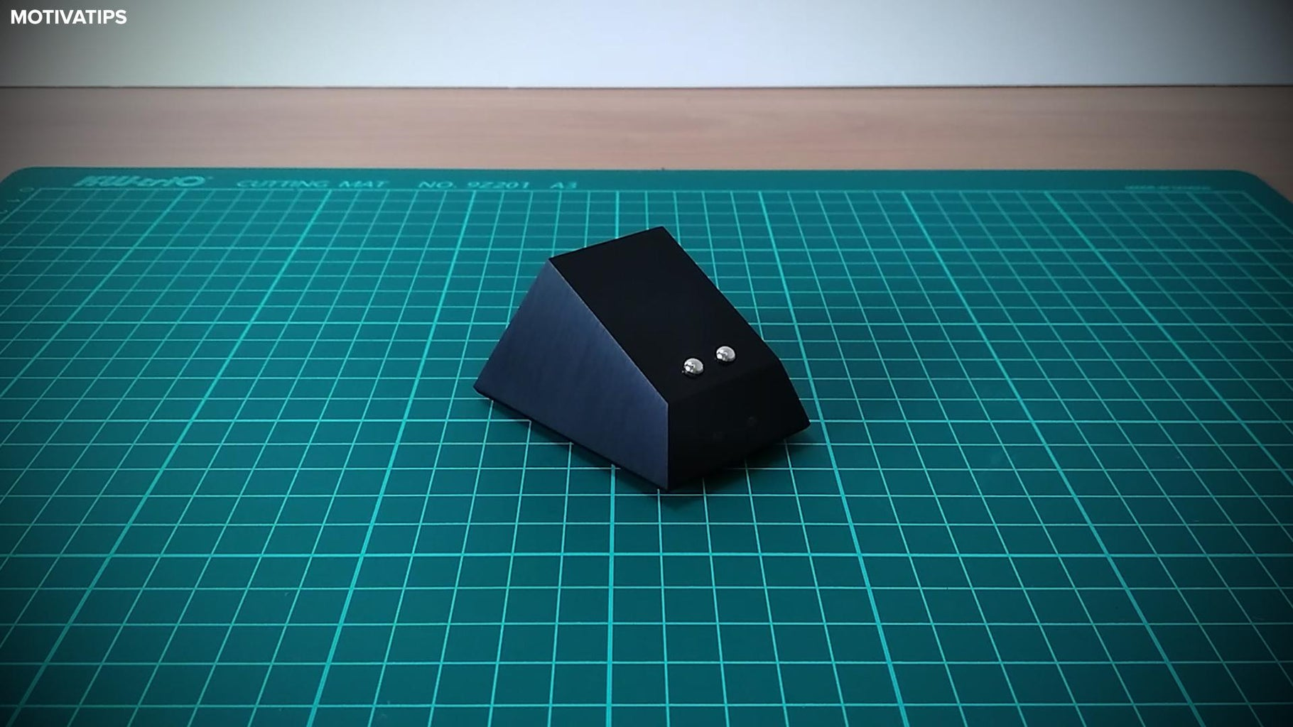 How to Make Mouse Charging Dock