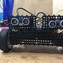 EBot8 Object Following Robot