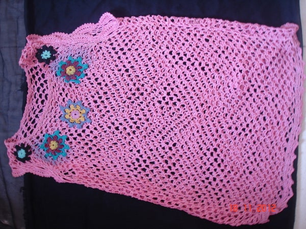 Awesome Crochet Top