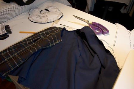 The Lining Pieces