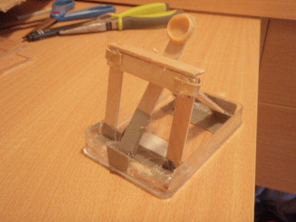 Folding Pocket Catapult