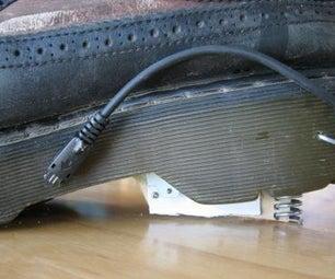 Power Generating Shoe