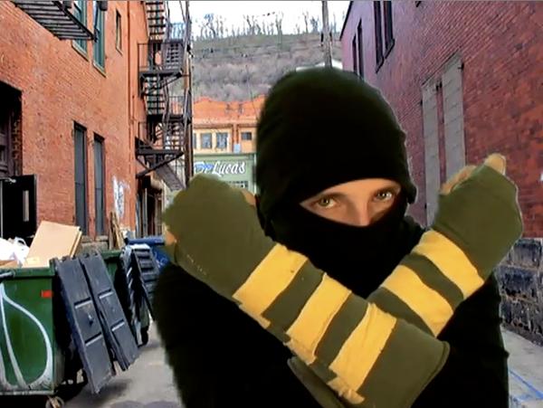 How to Make Ninja Mittens