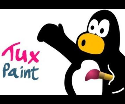 Linux : How to Install Tuxpaint!!