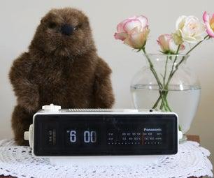 Groundhog Day Alarm Clock