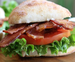 How to Make a Classic BLT Sandwich