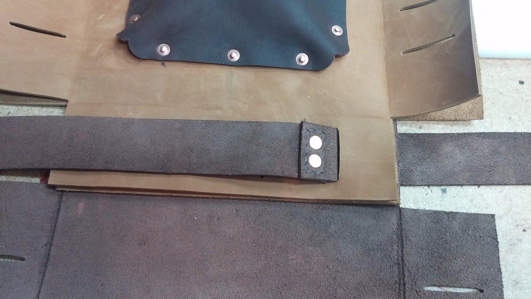 Lacing Strap & Decoration